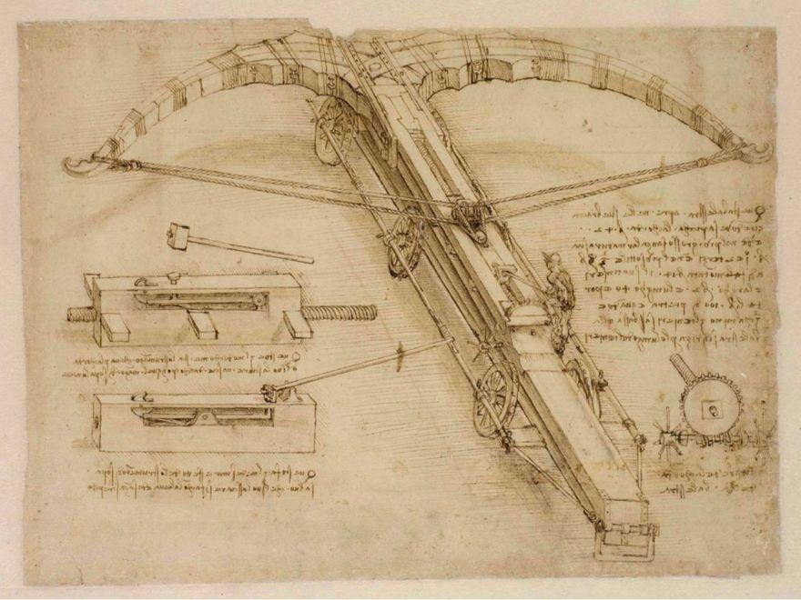 Leonardo da Vinci's Codex Atlanticus