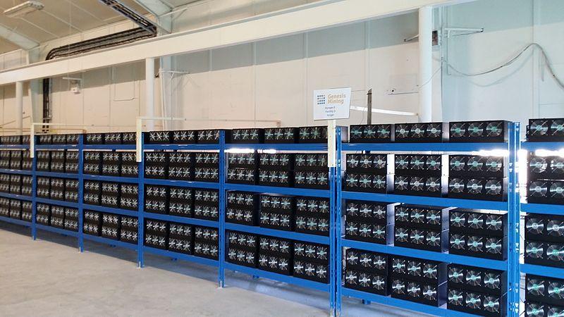 China Now Wants To Ban Bitcoin Mining
