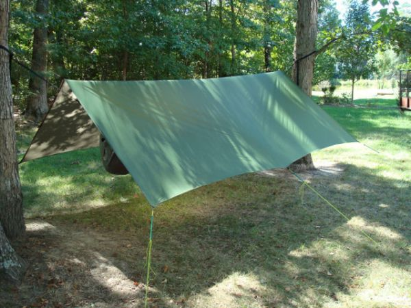 66 Shelters You Can Make With A Tarp Neatorama