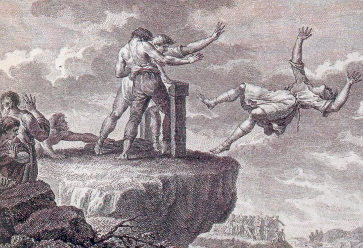 Tarpeian Rock: One of the Ancient Romans' Brutal Punishments