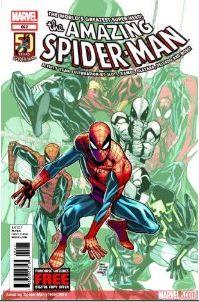 Spider-Man comic