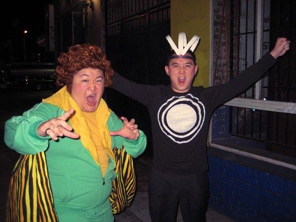 The Comicsalliance 2012 Reader Halloween Costume