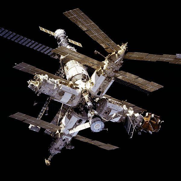 Russias Hand-Tossed Satellites