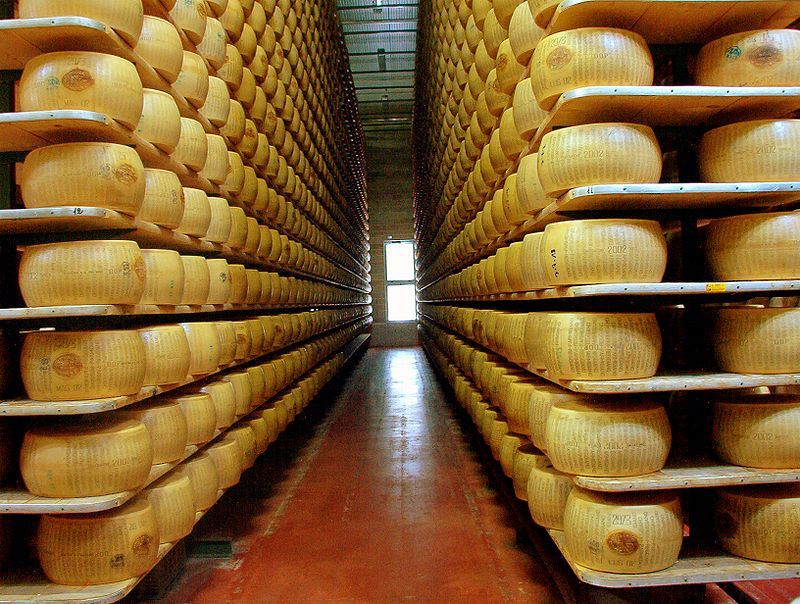 Two Californian Men Arrested After Stealing Cheese