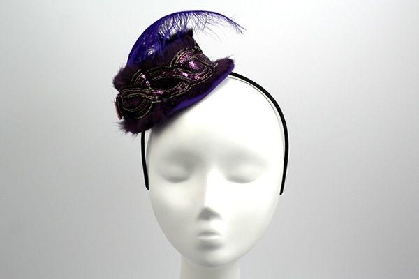 Mini Hat Headband - Neatorama 3a0cc4b1c30