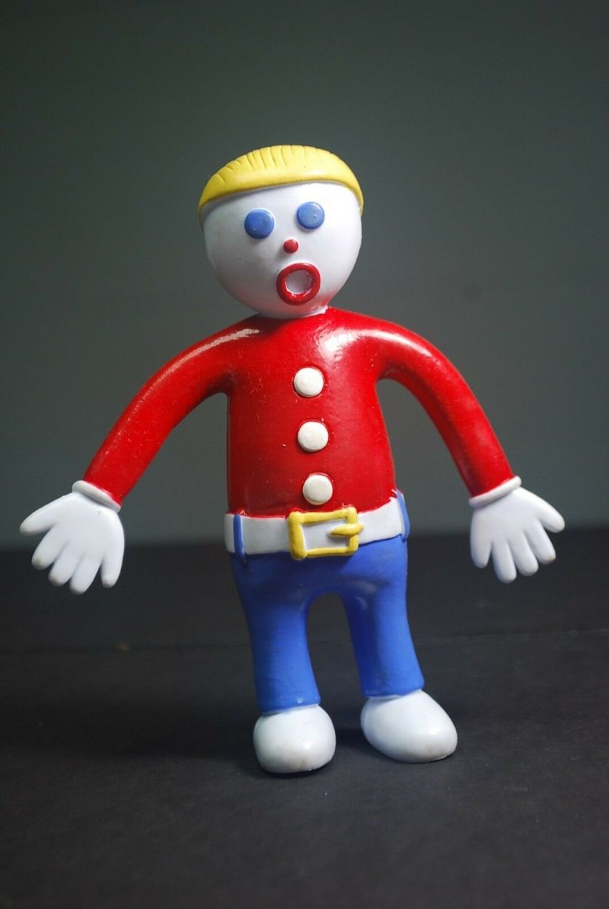 The Life and Times and Deaths of Mr Bill 1976-1982 - Neatorama