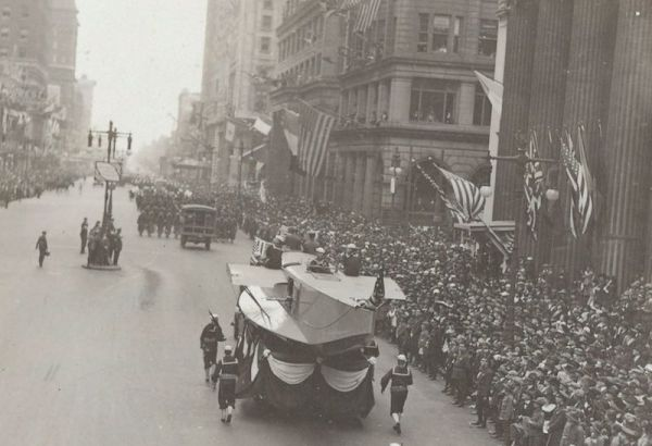Philadelphia Threw a WWI Parade That Gave Thousands of Onlookers the Flu