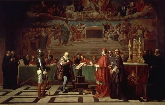 Discovery Shows Galileo Edited His Ideas to Fool the Inquisition