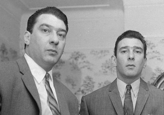 The Kray Twins - Rulers of London's Underworld Of The Swinging Sixties