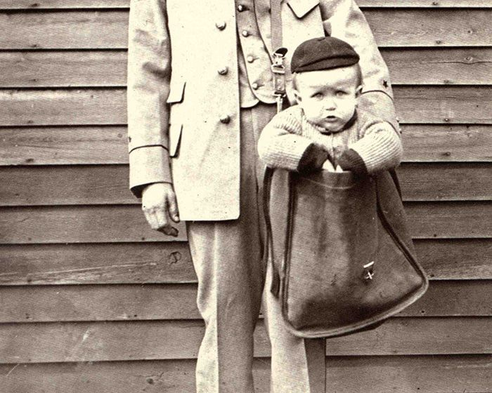 Baby Mail: Back When Children Were Sent in the Mail