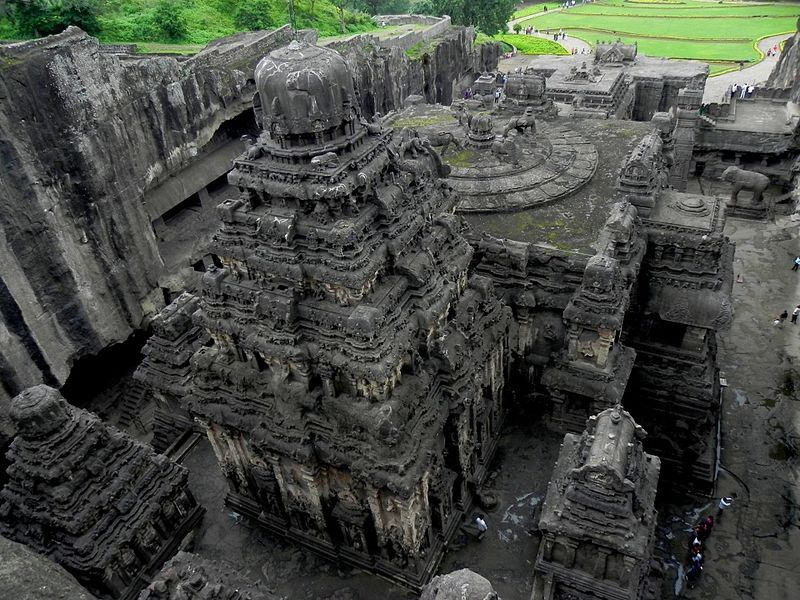 Meet The Ancient Temple In India That Was Carved From One Rock