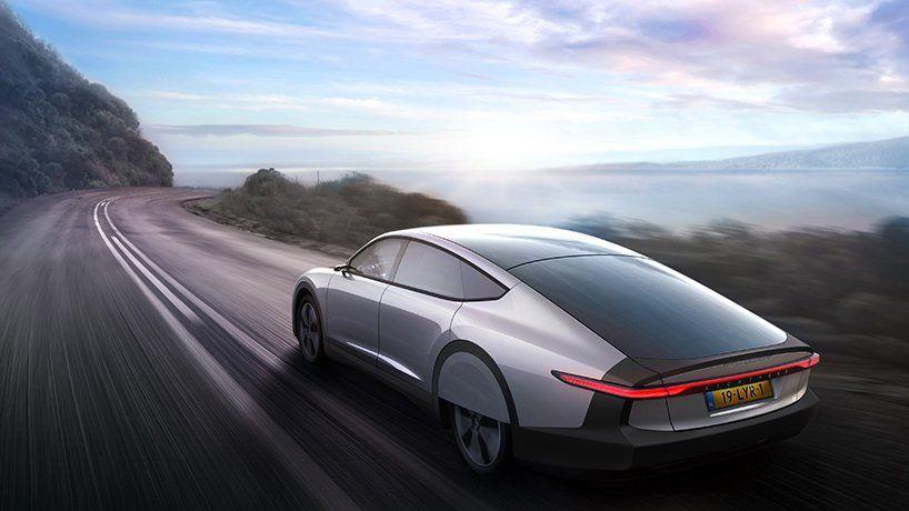 Take a Peek on the World's First Long-Range Solar Car