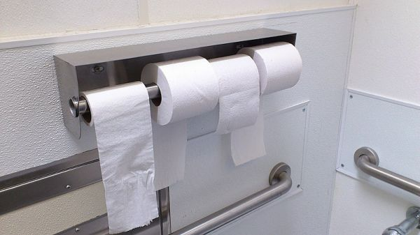 What is the Correct Way to Hang Toilet Paper?