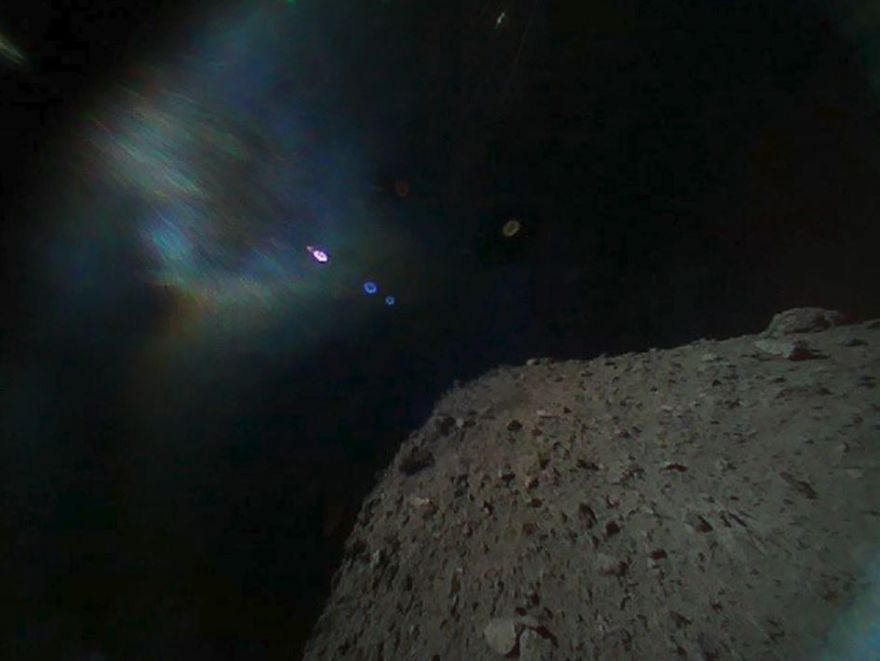 Japan Has Landed Two Rovers on Asteroid Ryugu