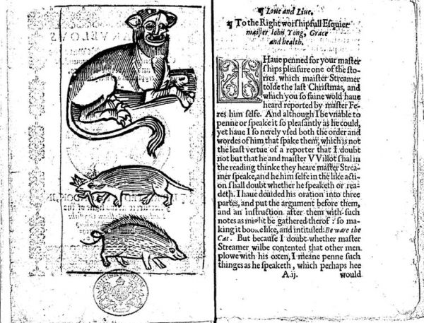 The First English Novel Was About Talking Cats