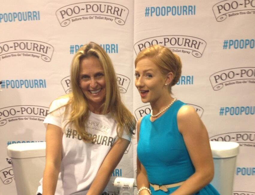 Poo-Pourri's Success Story: From Two Bankruptcies, Suzy Batiz Poo-shed Through To Become A Multi-Millionaire
