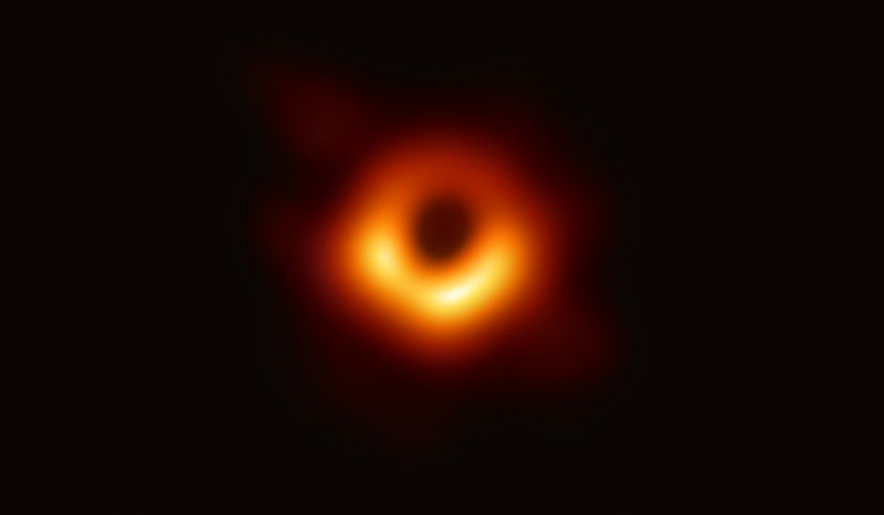 Scientific Community Lit Up By First Images of Black Hole