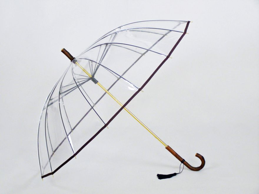 Meet The Japanese Company Behind The Clear Plastic Umbrella