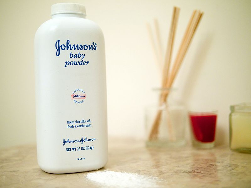 Johnson & Johnson Recall 33,000 Bottles Of Baby Powder Due To Asbestos