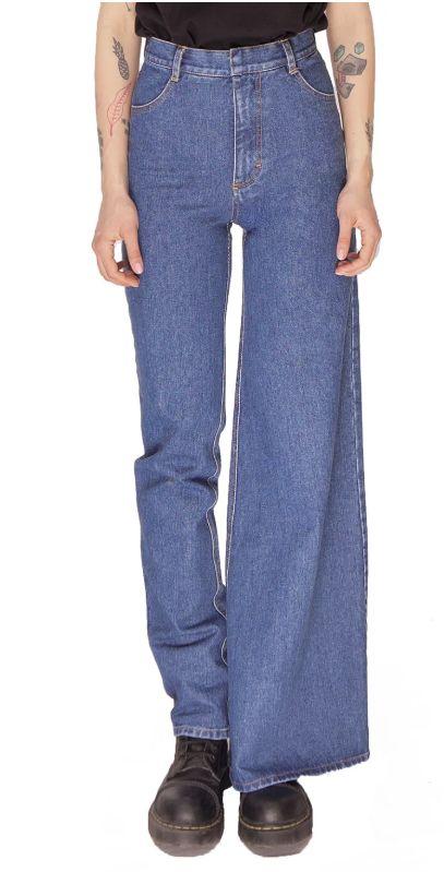 Elite Fashion: Asymmetrical Jeans