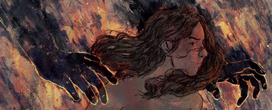 An Afghan Woman's Story of Why She Set Herself on Fire