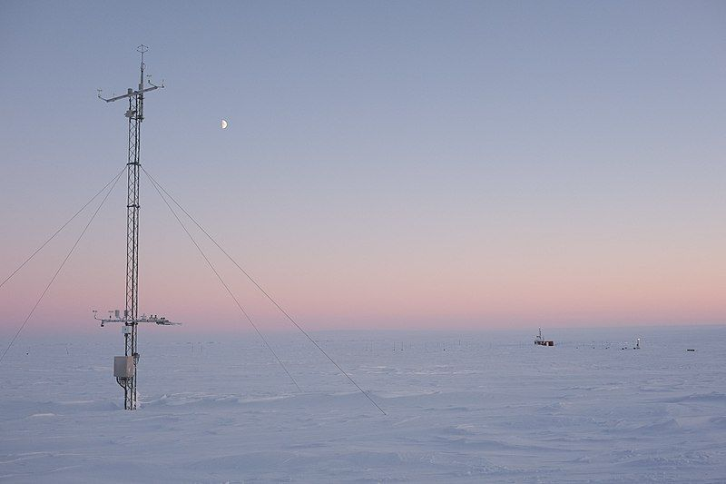 No One Is Lonely At This Greenland Arctic Science Base