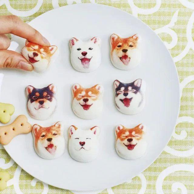Doggo Marshmallows in Japan