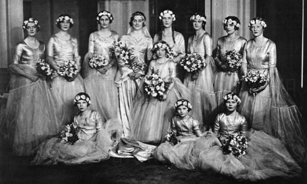 Post-Pandemic Weddings of the Roaring 20s