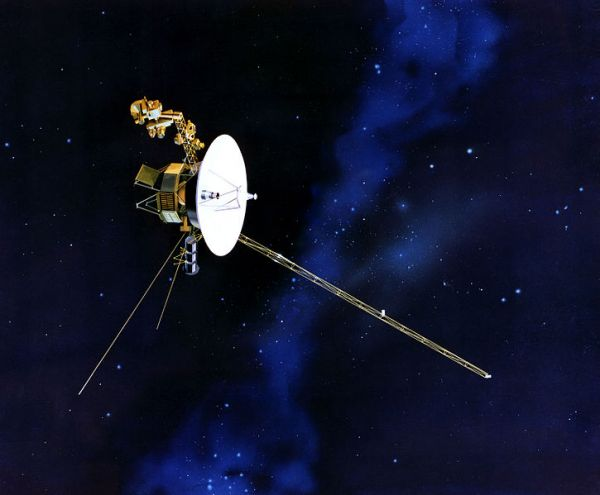 NASA is Still Tracking Voyager I and Voyager II