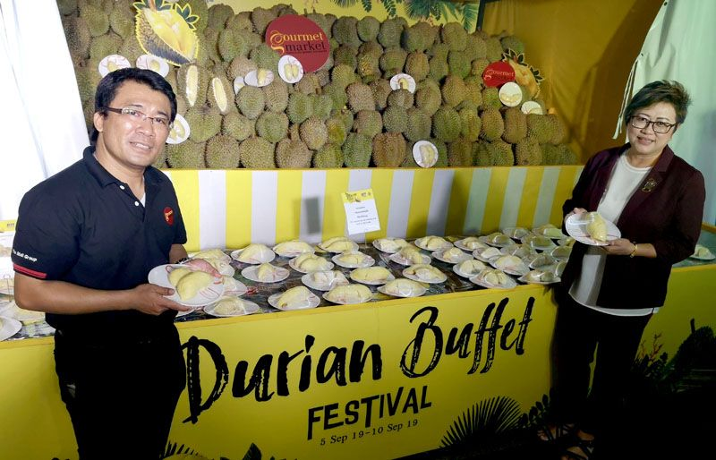 "A ""Lethal"" Durian Buffet To Die For"