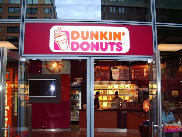 Dunkin' Donuts May Change Their Name