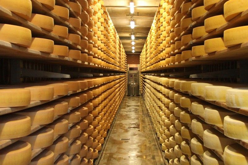 Swiss Gruyere Named the World's Best Cheese