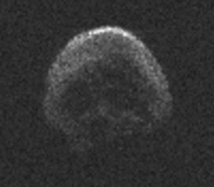 "ff94f9e65b This ""Death Comet"" Looks Like a Skull"