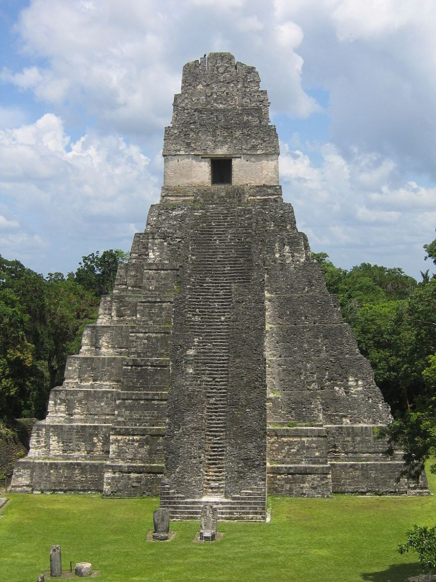 The Mayan City of Tikal And Why It Was Abandoned