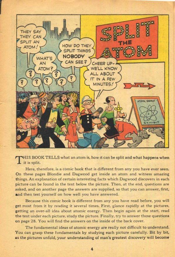 Dagwood Splits the Atom