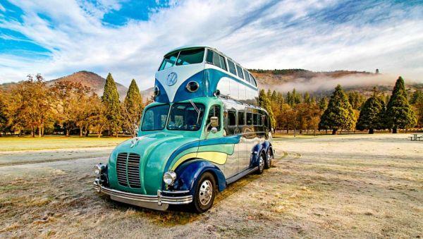 Randy Grubb's Magic Bus