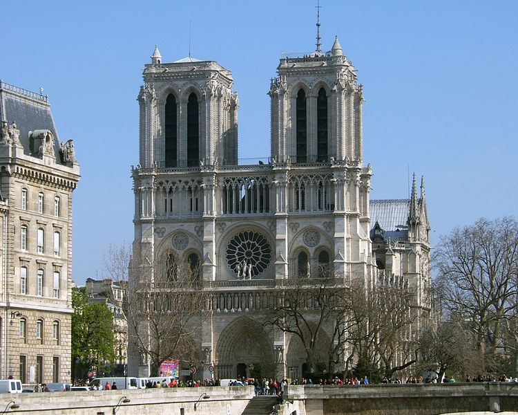 The Five-Year Notre Dame Restoration Plan