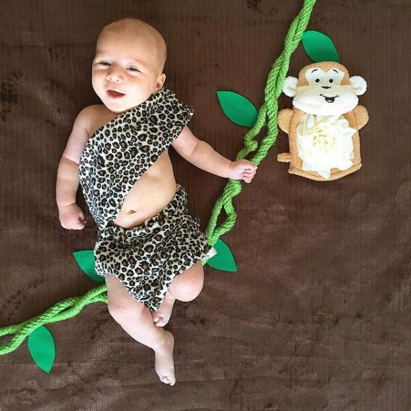 sc 1 st  Neatorama & Baby Noahu0027s Daily Halloween Costumes - Neatorama