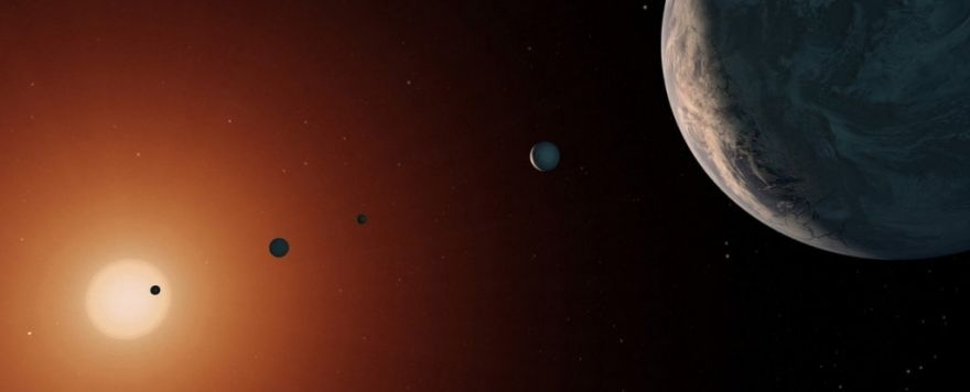 Tiny Planets Could Support Life Forms, Scientists Think