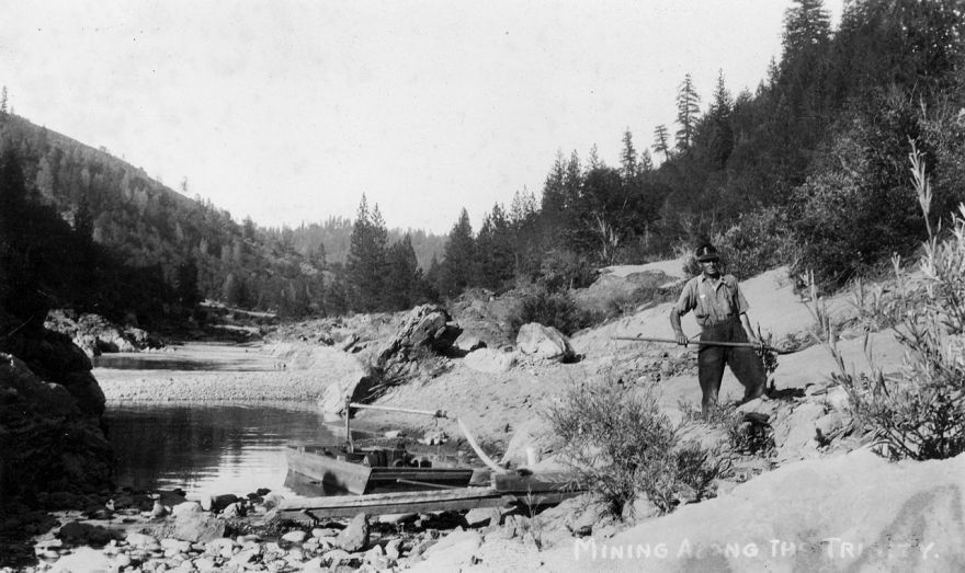 Josiah Gregg's Last Journey: An Expedition to Uncharted Californian Wilderness in the Gold Rush Era