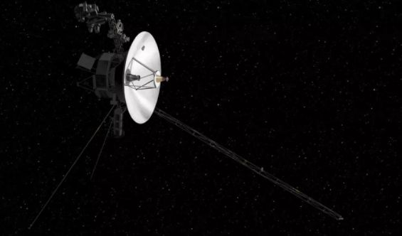 Voyager 2 Finally Makes Contact After Long Radio Silence