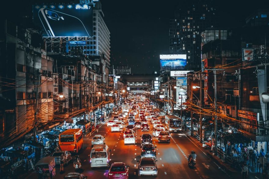 Can AI Help Solve Traffic Jams?