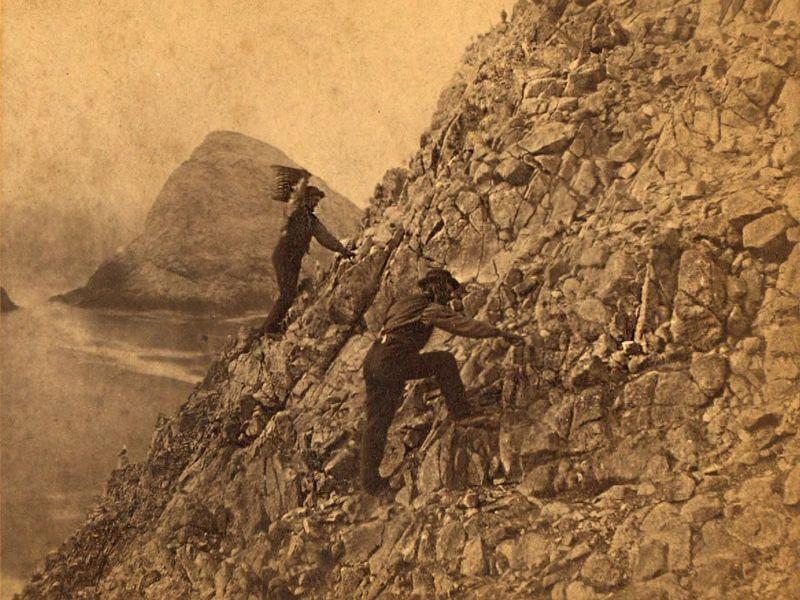 In History: Gold Rush Turned Egg Rush