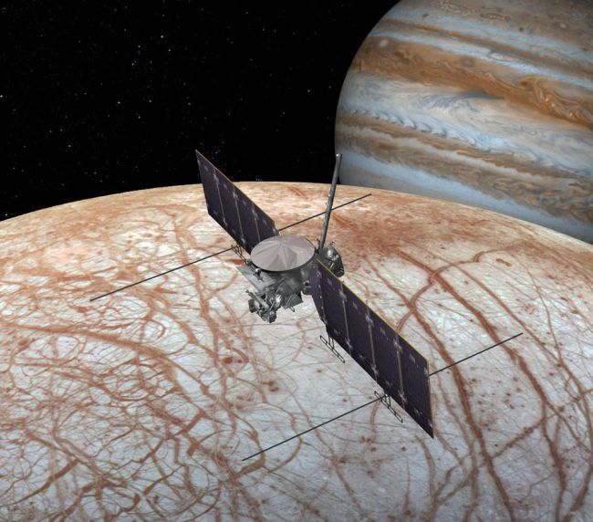 Scientists Gear Up for Mission to Europa