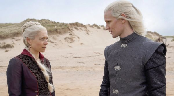 A First Look at HBO's House of the Dragon