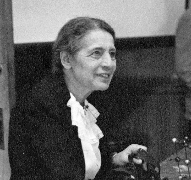 Lise Meitner Deserves A Nobel Prize