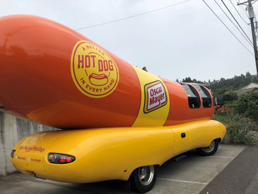 Used Cars Bakersfield >> Man Trying to Sell His Daily Commuting Vehicle--An Oscar Mayer Weinermobile - Neatorama