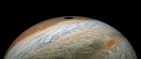 Eclipse on Jupiter