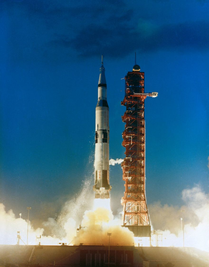 A Quick Look at Every Apollo Mission in History