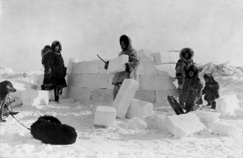 A Lesson on Arctic Peoples: They're Not Called Eskimos